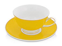 Чайная пара: чашка на 200 мл с блюдцем (артикул 829814)