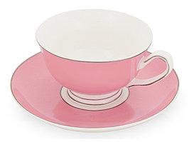 Чайная пара: чашка на 200 мл с блюдцем (артикул 829819)