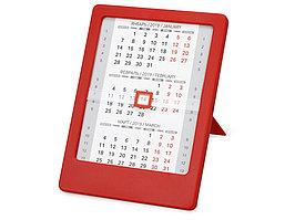 Календарь Офисный помощник, красный (артикул 273001)