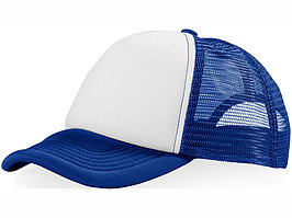 Бейсболка Trucker, ярко-синий/белый (артикул 11106902)