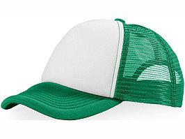 Бейсболка Trucker, зеленый/белый (артикул 11106903)