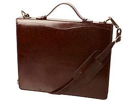 Папка-портфель Philip, коричневый (артикул 959358)