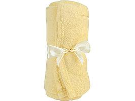 Плед в чехле Уют, желтый (артикул 835304)