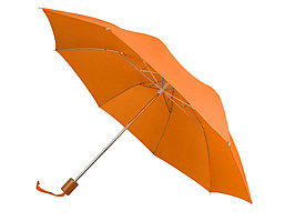 Зонт Oho двухсекционный 20, оранжевый (артикул 10905802)