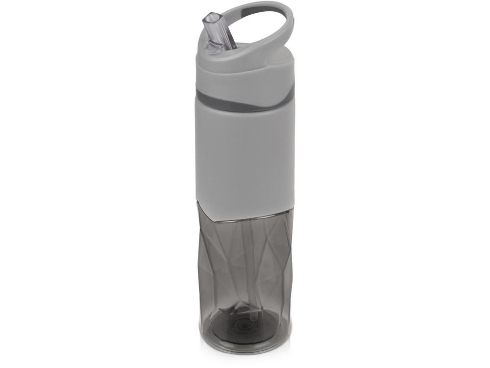 Бутылка спортивная Radius 750 мл, черный (артикул 10040100)
