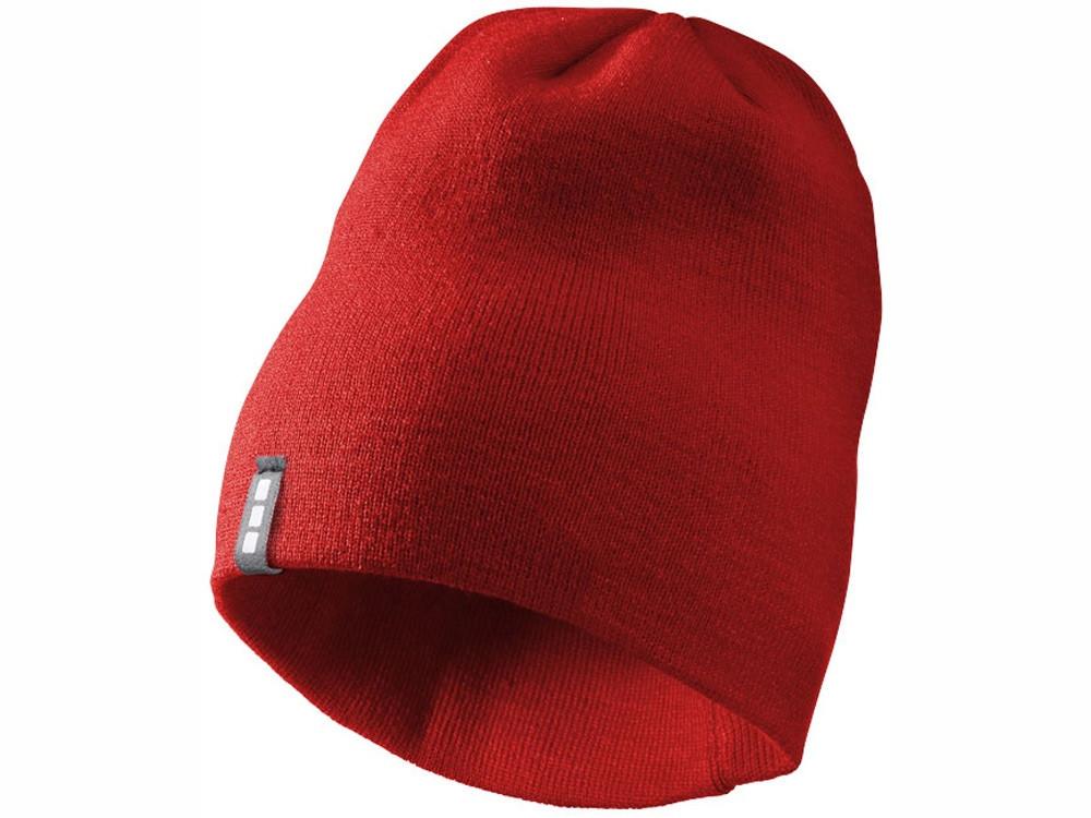 Шапка Level, красный (артикул 11105303)