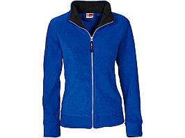 Куртка флисовая Nashville женская, кл. синий/черный (артикул 3148247L)