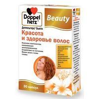 Доппельгерц Бьюти Красота и здоров волос №30 капс
