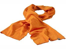 Шарф Mark оранжевый (артикул 11105404)
