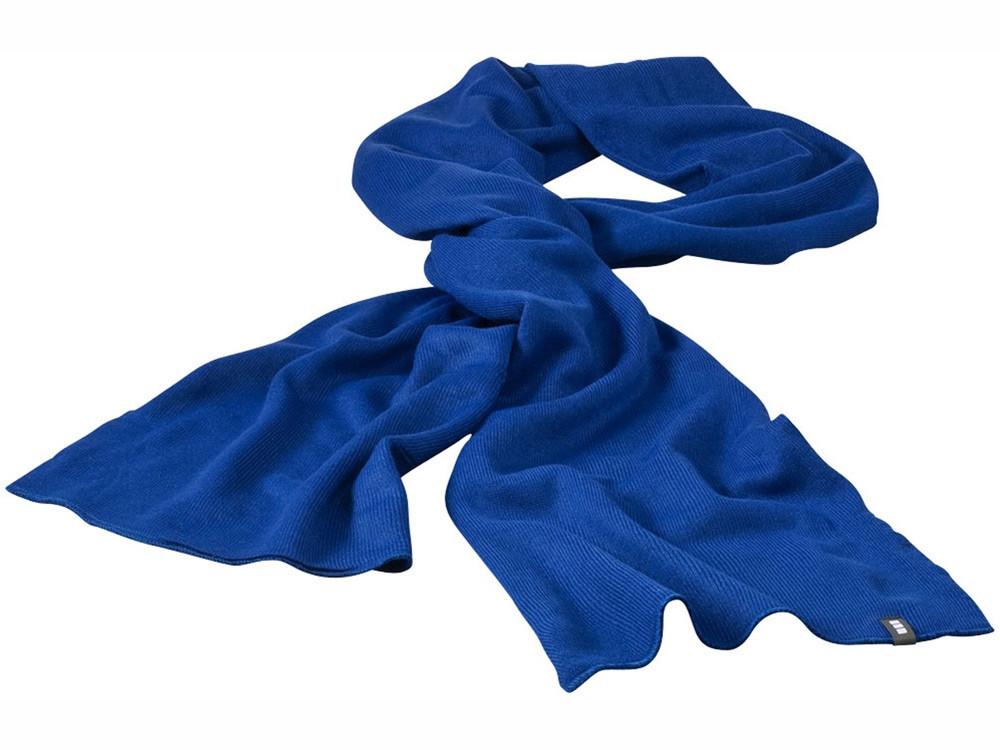 Шарф Mark ярко-синий (артикул 11105405)
