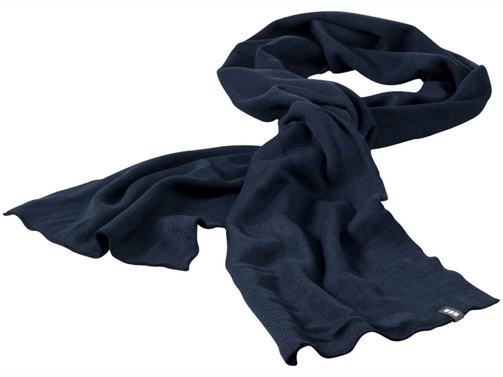 Шарф Mark темно-синий (артикул 11105406)