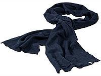 Шарф Mark темно-синий (артикул 11105406), фото 1