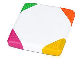 Маркер Квадрат 4-цветный на водной основе (артикул 319506)