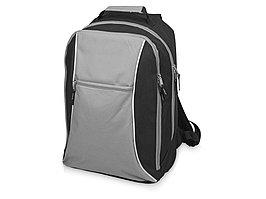 Рюкзак Спорт, черный/серый (артикул 959137)