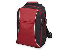 Рюкзак Спорт, черный/красный (артикул 959131)