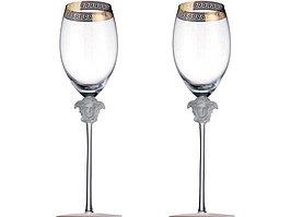 Набор бокалов для шампанского  Versace Medusa (артикул 82554)
