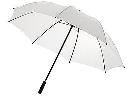 Зонт Barry 23 полуавтоматический, белый (артикул 10905302)