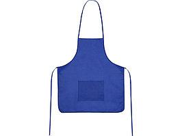 Фартук, синий, плотность 80г/м2 (артикул 839492)