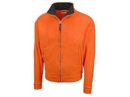 Куртка флисовая Nashville мужская, оранжевый/черный (артикул 31750332XL)