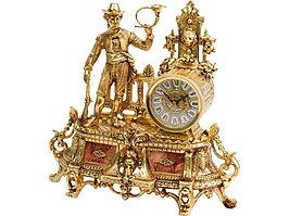 Часы Охотник, золотистый (артикул 15301)