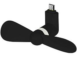 Вентилятор Airing микро ЮСБ, черный (артикул 12387700)