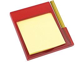 Подставка на магните Для заметок, красный (артикул 629521)