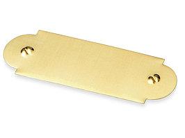Шильд золотистый (артикул 515540)