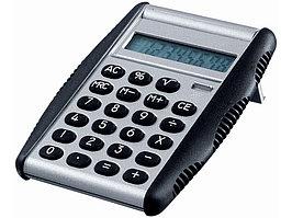Калькулятор Magic, серебристый/черный (артикул 19686510)