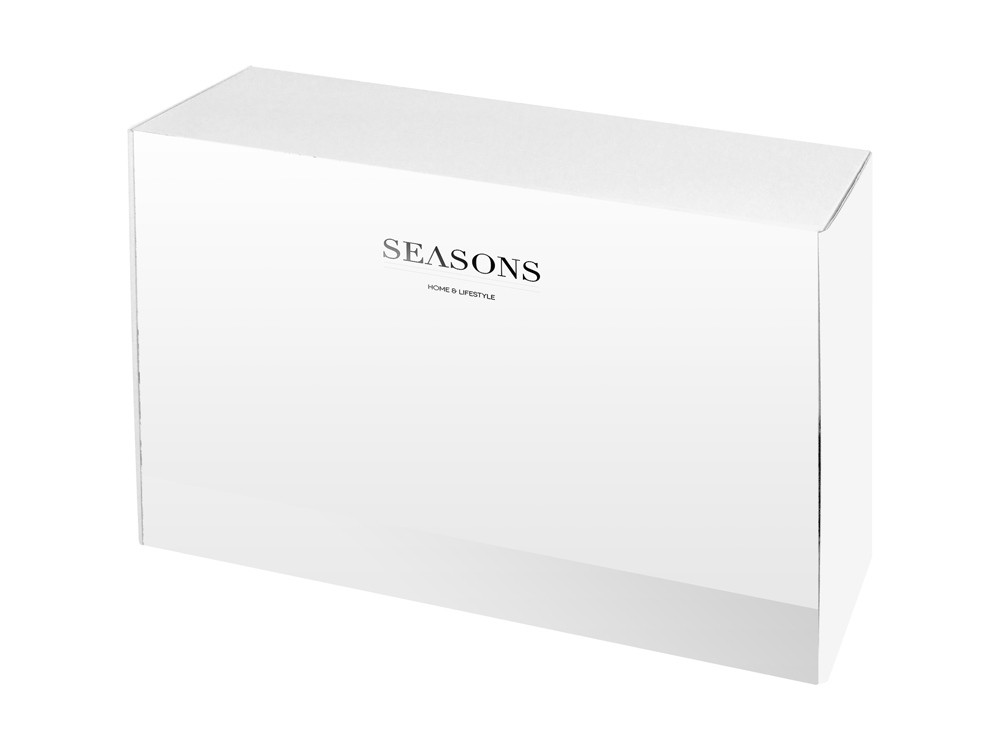 Подарочная коробка Eastport размер 2, белый (артикул 12610600)
