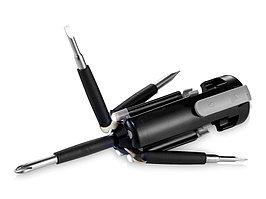 6-функциональный инструмент Stantech, черный/серый (артикул 10423600)