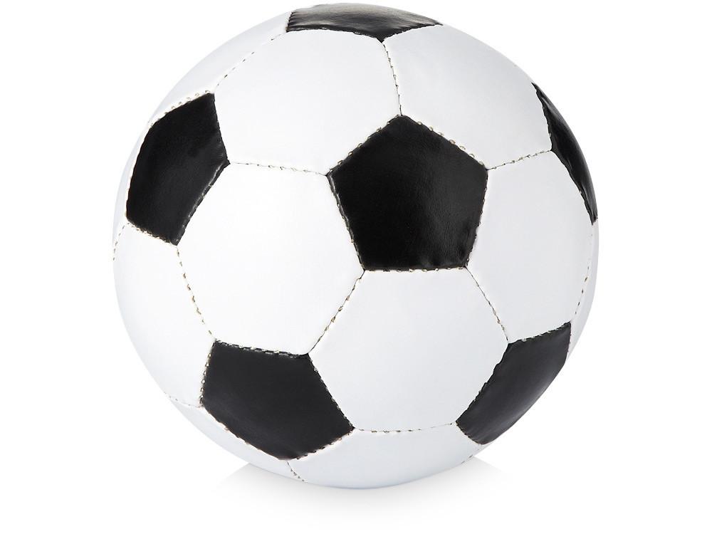 Мяч футбольный, размер 5, белый (артикул 19544168)