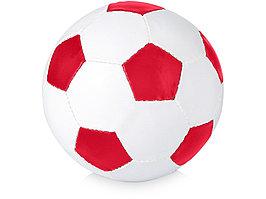 Футбольный мяч Curve, красный/белый (артикул 10042401)
