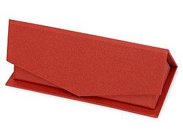 Подарочная коробка для флеш-карт треугольная, серый (артикул 627229)