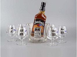 Набор для виски с ведром Эсквайр (артикул 650800)
