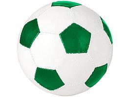 Футбольный мяч Curve, зеленый/белый (артикул 10042402)