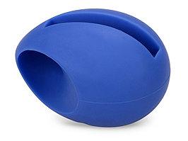 Подставка под мобильный телефон Яйцо, синий (артикул 629572)