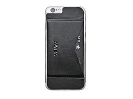 Кошелек-накладка на iPhone 6/6s, черный (артикул 159607)