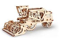 3D-ПАЗЛ UGEARS Комбайн (артикул 70010), фото 1