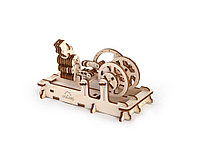 3D-ПАЗЛ UGEARS Двигатель (артикул 70009), фото 1
