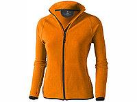 Куртка флисовая Brossard, женская, оранжевый (артикул 3948333S)