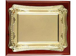 Плакетка для дарственной надписи Таррагона (артикул 50475)