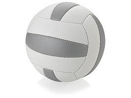 Мяч для пляжного волейбола Nitro, размер 5, белый/серый (артикул 10019700)