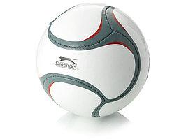 Мяч футбольный, размер 5, белый/серый (артикул 10026500)