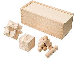 3 деревянные головоломки Brainiac (артикул 11002900)