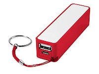 Портативное зарядное устройство Jive, красный/белый (артикул 13419502), фото 1