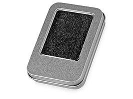 Коробка для флеш-карт Этан, серебристый (артикул 627225)