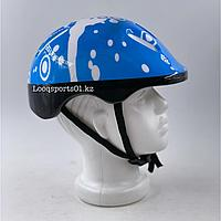 Детский защитный шлем (велошлем)