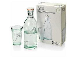 Набор графин и стакан для воды, объем 1 л. (артикул 11227100)