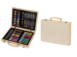 Набор для рисования из 67 предметов в чемодане (артикул 10607200)