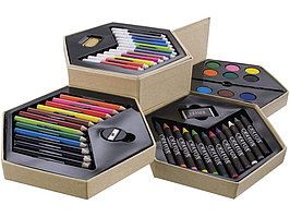 Набор для рисования: 12 фломастеров, 12 карандашей, (артикул 10628500)